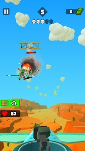 Sky Attack MOD APK 1.0.8 (Ads Free) 2