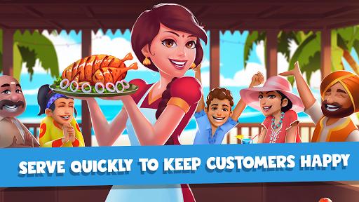 Masala Express: Indian Restaurant Cooking Games 2.2.7 screenshots 2