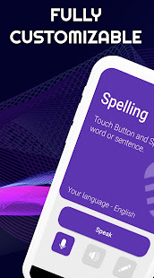 Correct spelling - learn foreign language