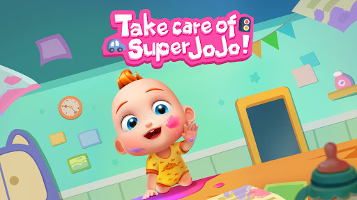 Super JoJo: Baby Care  screenshots 1