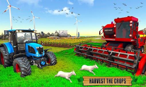 Free Farming Tractor Driver Simulator   Tractor Games 3