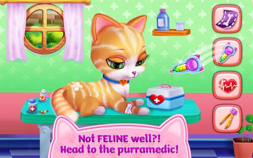 Kitty Love - My Fluffy Pet 1.2.1 screenshots 4