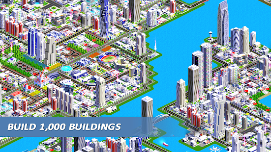 Designer City 2: city building game Screenshot
