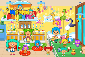 My Pretend Daycare - Kids Babysitter Games Free