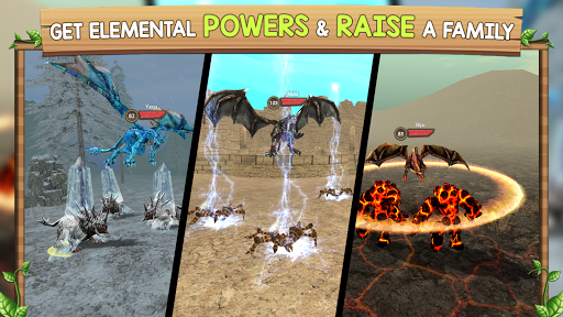 Dragon Sim Online: Be A Dragon  screenshots 6