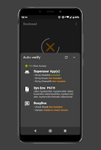 Rootseed – Superuser/SU Root Checker and Info Apk Download NEW 2021 3