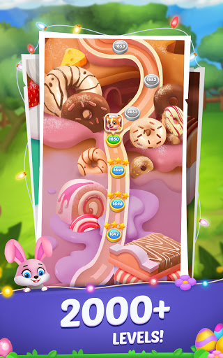 Judy Blast - Toy Cubes Puzzle Game  screenshots 13