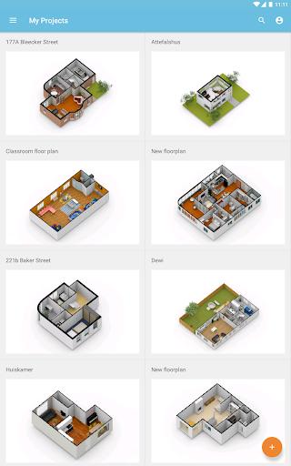 Floorplanner 1.4.21 Screenshots 8