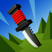 Knife Club — Knife Throw and Hit Offline Free Game MOD APK 0.2.1 (Unlimited Money)