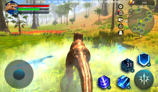 Tyrannosaurus Simulator android2mod screenshots 7