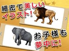 動物カード 子供向け図鑑 教育・知育・英語のおすすめ画像3