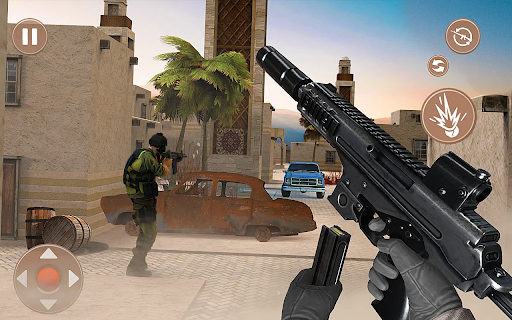 New Gun Games Free : Action Shooting Games 2020 1.9 screenshots 5