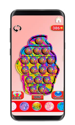 Pop it fidget toy 2! DIY calming asmr popers game 1.0.4 screenshots 4