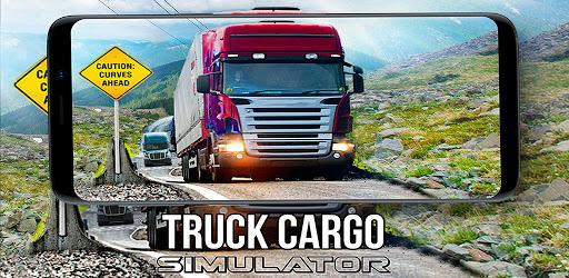 US Cargo Truck Simulator - BIG Cargo Truck 2021 .APK Preview 0