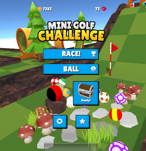 Mini Golf Challenge 2.0.4 screenshots 1