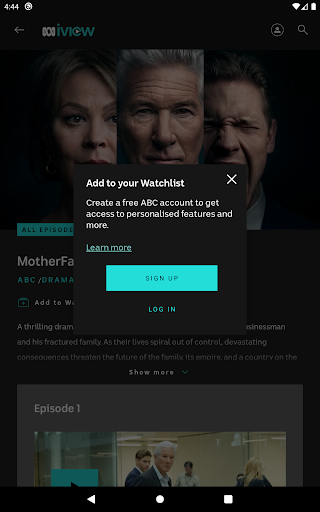 ABC iview  screenshots 14