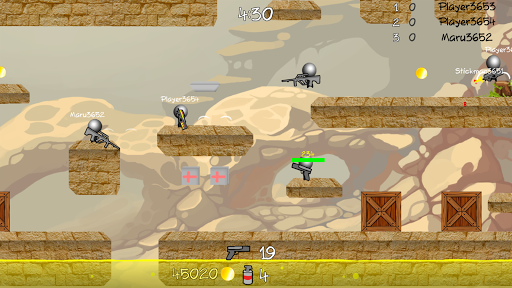 Stickman Multiplayer Shooter 1.092 screenshots 13
