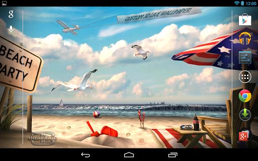 My Beach HD  screenshots 22