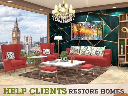 My Design Home Makeover: Dream House of Words Game Apkfinish screenshots 8