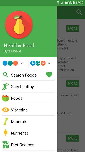 Foto do Healthy Food