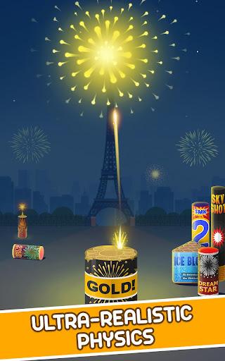 Diwali Firecrackers Simulator- Diwali Games  screenshots 12