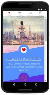 Health Tracker 1