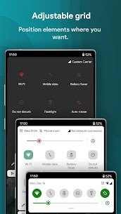 Power Shade: Notification Panel & Quick Settings (MOD, Pro) v17.7 2