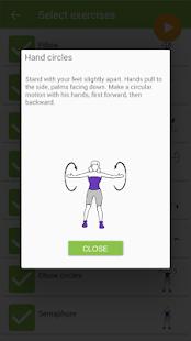 Beautiful breast workout for women 1.3.6 Screenshots 24