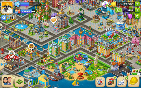 Township MOD APK For Android 5