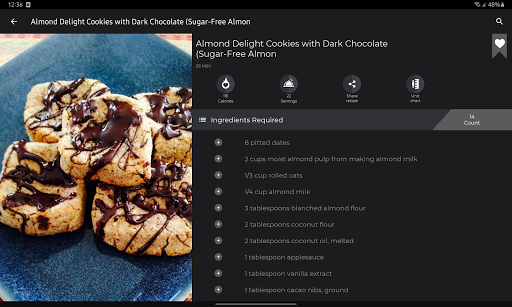 Cookies And Brownies Recipes  Screenshots 23
