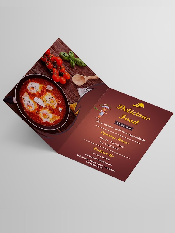Brochure Maker - Pamphlets, Infographics, Catalog  poster 10
