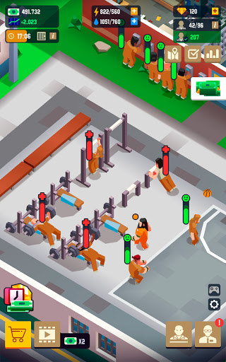 Prison Empire Tycoon - Idle Game 1.2.3 screenshots 12