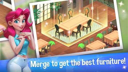 Code Triche Merge Dream Mansion APK MOD (Astuce) screenshots 2