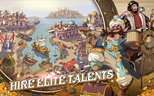 Golden Bazaar: Game of Tycoon apktreat screenshots 2