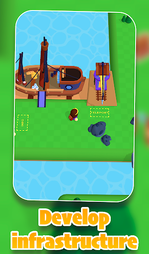 Idle Craft World  screenshots 10