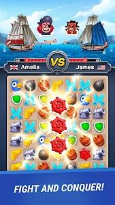 Pirates & Puzzles - PVP Pirate Battles & Match 3 1.0.2