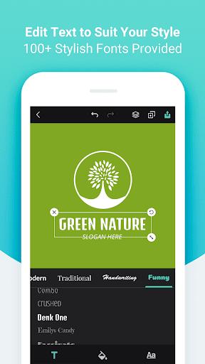 DesignEvo - Logo Maker 1.0.5 Screenshots 3