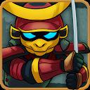The Samurai Crusader