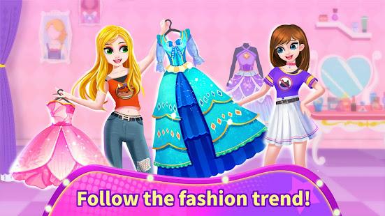 リトルパンダ:ファッションモデル