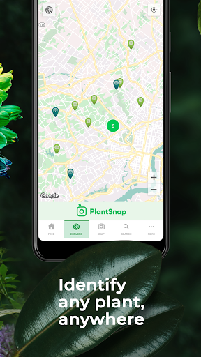 PlantSnap - FREE plant identifier app apktram screenshots 4