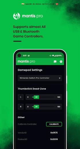 Mantis Gamepad Pro Beta - Free & No-Root KeyMapper apktram screenshots 3