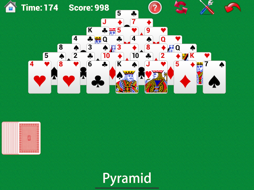 Spider Solitaire screenshots 12