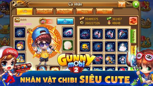 Gunny Mobi - Bắn Gà Teen & Cute  screenshots 1