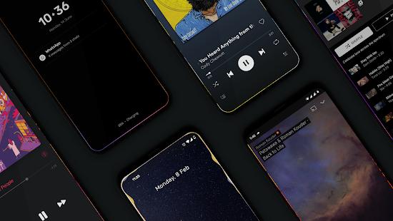 Muviz Edge - Music Visualizer, AOD Edge Lighting 1.3.2.0 Screenshots 1