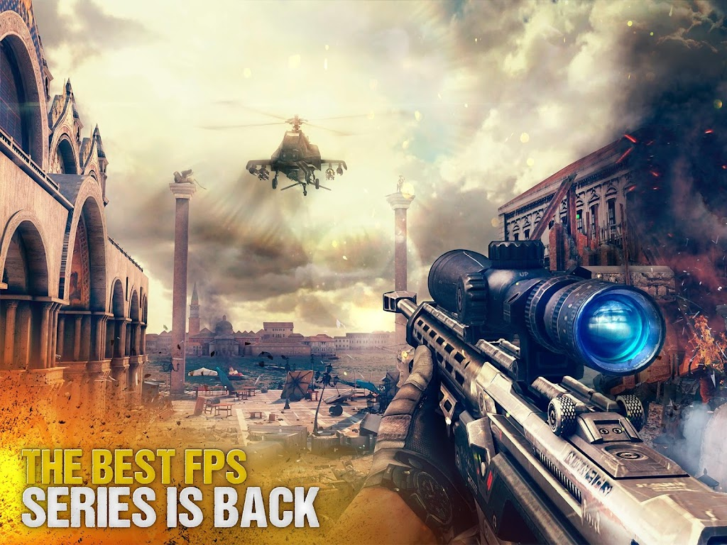 Modern Combat 5: eSports FPS  poster 0