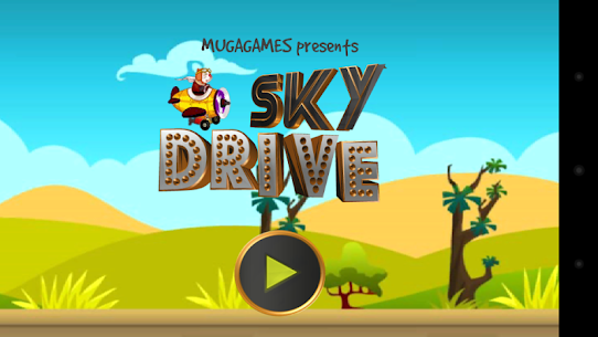 Sky Drive  Angry Cat Hack Game Android & iOS 1