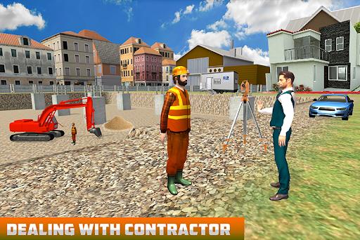 New House Construction Simulator  screenshots 1