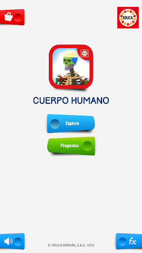 Educa Explorer Cuerpo Humano For PC Windows (7, 8, 10, 10X) & Mac Computer Image Number- 5