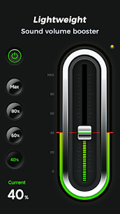 Volume Booster – Loud Speaker with Extra Sound 4