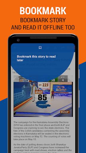 India TV - Latest Hindi News Live, Video android2mod screenshots 6